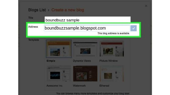 A Beginners Guide How To Create A Blog On Blogger Platform For Free (1)