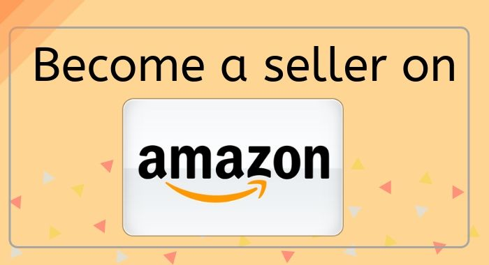 Become a seller on Amazon