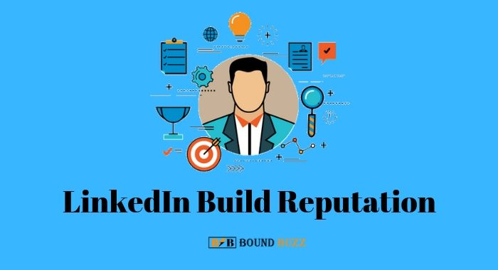 LinkedIn Build Reputation & increase traffic on website