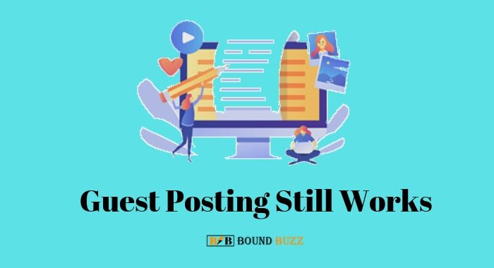 Use Guest Posting on website