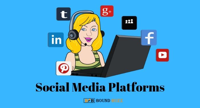 Social Media Platforms is the best way to increase traffic