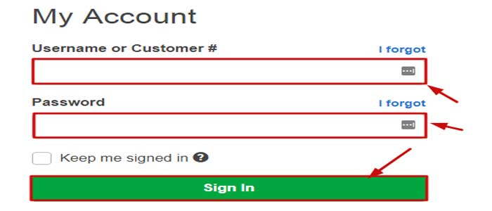 Login or Sigup GoDaddy account
