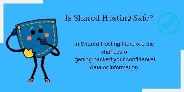 Is Shared Hosting safe