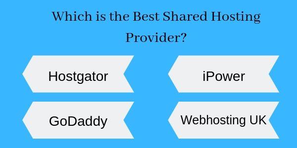 Best Shared Hosting Provider