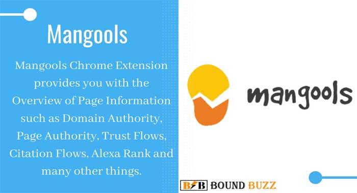 Mangools Chrome Extension