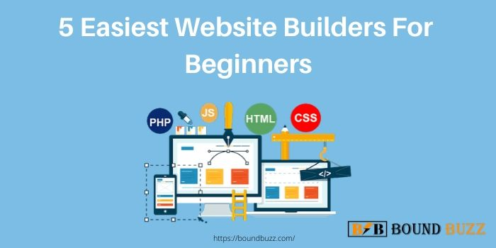 Easiest Website Builder For Beginners In 2020