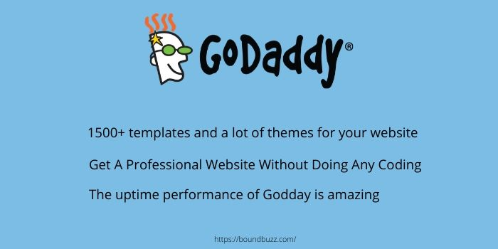 Godaddy for simple website for beginners