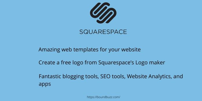 create your website with squarespace