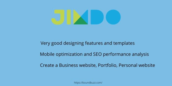 jimdo website builder
