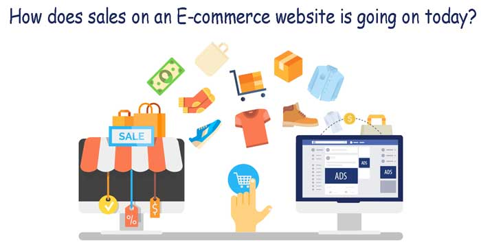 How-does-sales-on-an-E-commerce-website