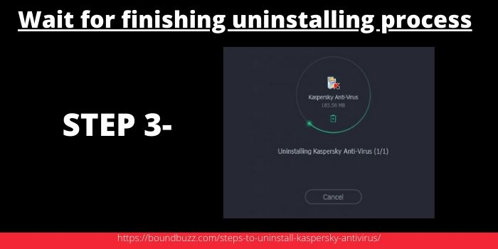 How to uninstall Kaspersky Antivirus Solution
