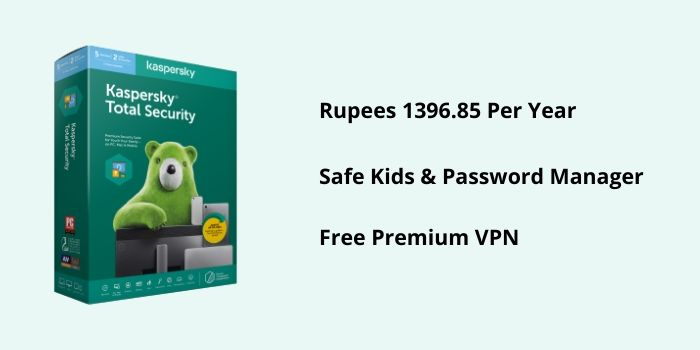 Kaspersky best internet security