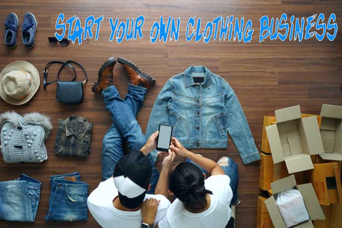 Start-your-own-clothing-business