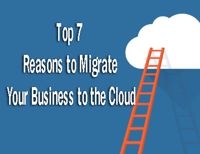 Top 7 Reasons to Migrate Your Business to the Cloud