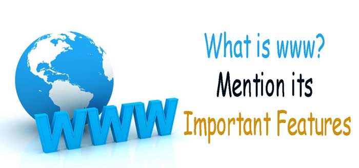 What-is-www-Mention-its-Important-Features