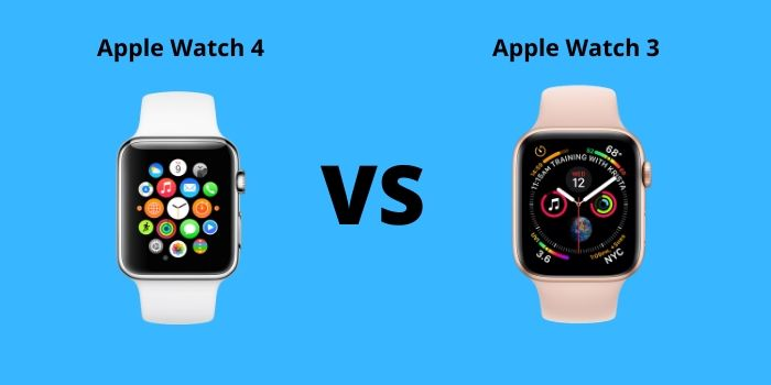 Apple watch 3 vs 4 | Which One Should You Go For?