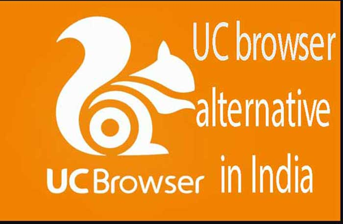 UC browser alternative in India