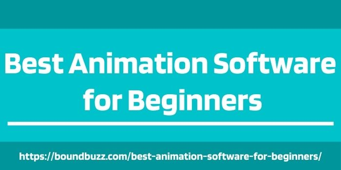 Best Animation Software for Beginners (1)