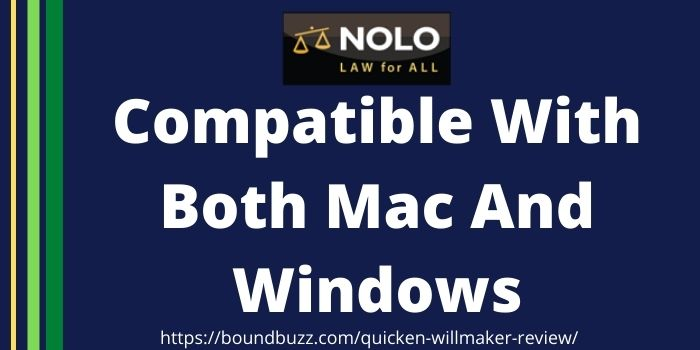 Device compatabily of Quicken willmaker review 2021