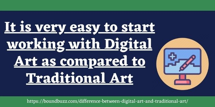 Digital vs Traditional art debate