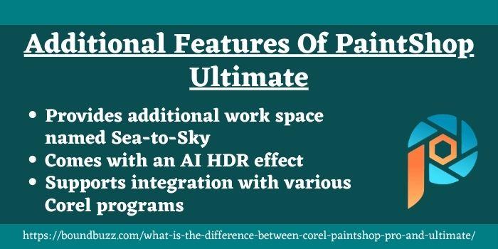 corel paintshop pro vs paintshop ultimate