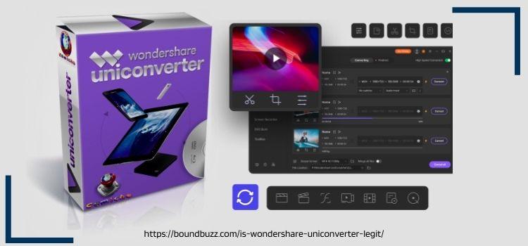 what is wondershare uniconverter