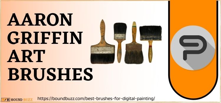 Aaron Griffin Art Brushes