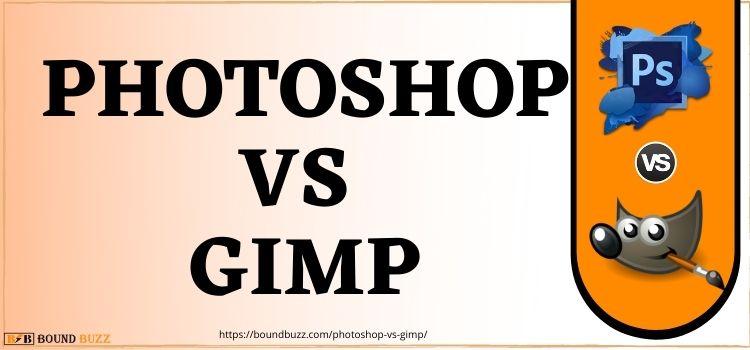 Photoshop Vs GImp Comparison