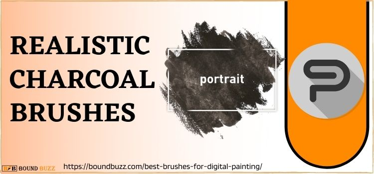 Realistic Charcoal Brushes
