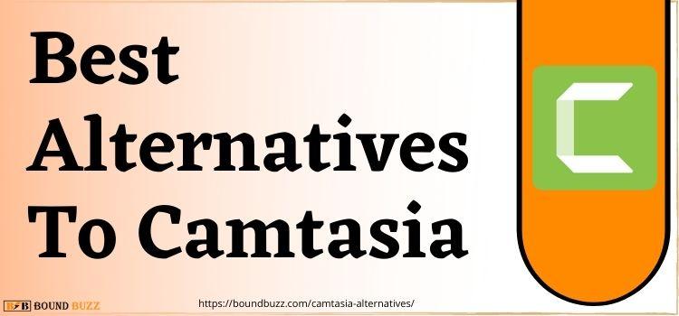 Camtasia Alternatives 2021 | 8 Paid And Free Alternatives To Camtasia