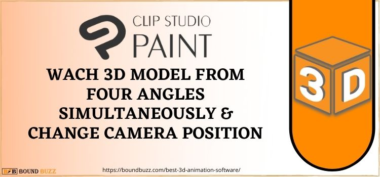 CSP best 3D animation software